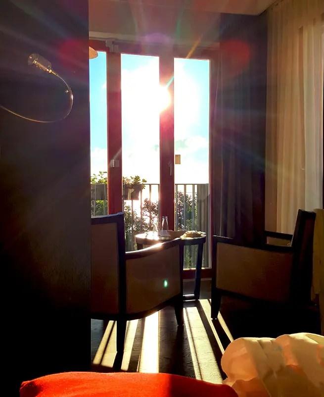 Sonniges Zimmer Strandhotel Heringsdorf