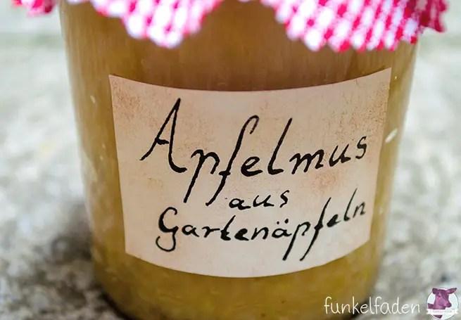 Schöne Etiketten für Marmeladengläser selber machen