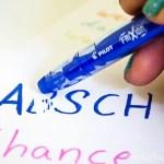 Entscheidungen, die das Leben verändern – Mit Pilot FriXion Colors
