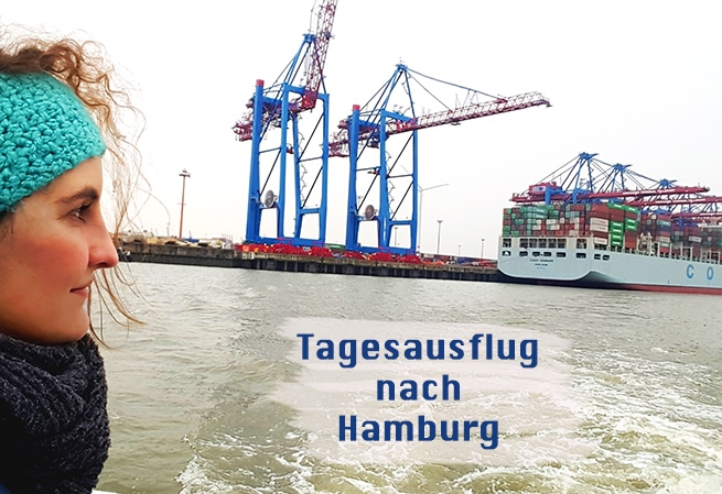 Tagesausflug von Berlin nach Hamburg