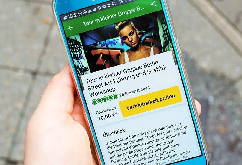 Tripadvisor App - Entdecke deine Stadt