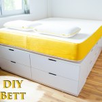 DIY IKEA Hack – Bett selber bauen