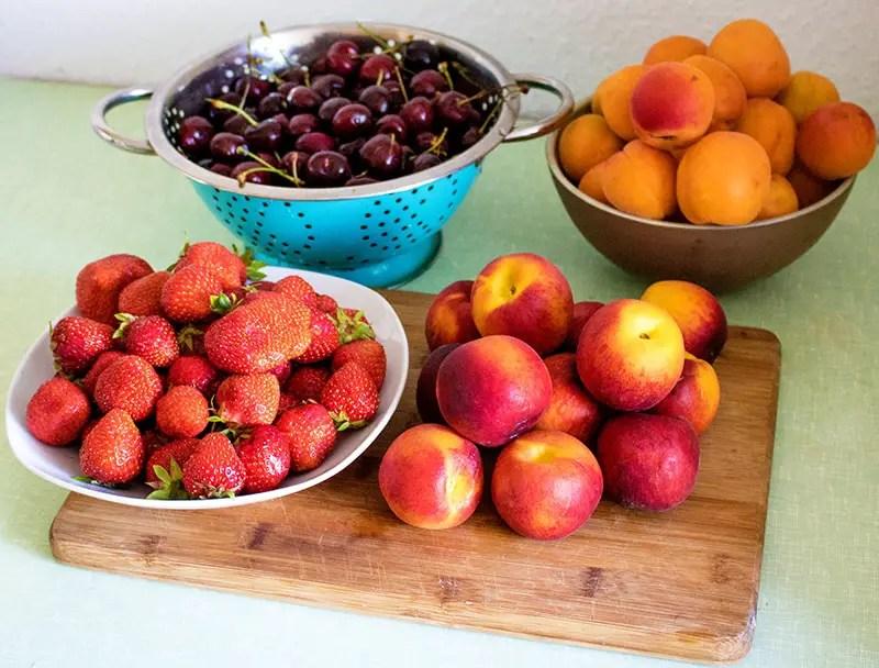 Fruchtleder Lavaschak selber machen