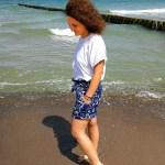 Genäht – Shorts & Shirt + Buchvorstellung 12 Pieces = 22 Outfits