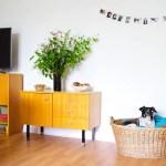 Trödelfunde – Vintage-Schränke für das Wohnzimmer