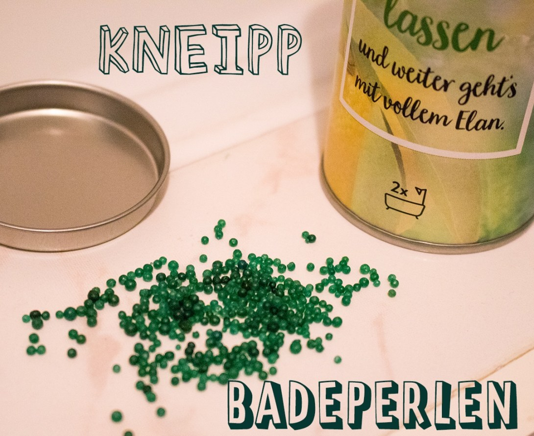 Kneipp Badeperlen DIY
