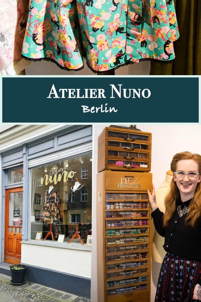 Atelier Nuno Modedesign Berlin