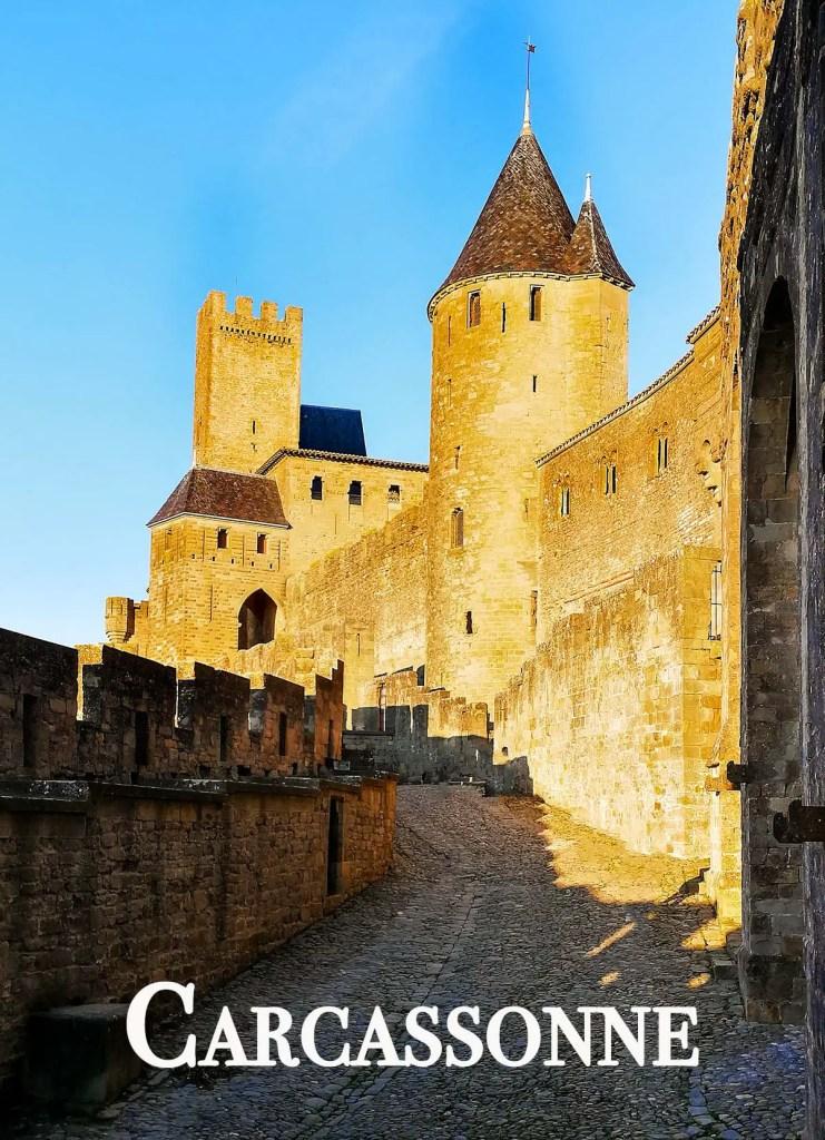 Ausflug nach Carcassonne 2018