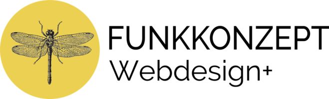 Funkkonzept Webdesign Plus