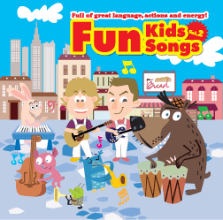 Listen to Fun Kids Songs Volume 2