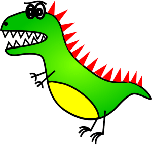 T-Rex - Dinosaur Jokes for Kids