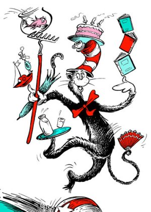 Cat in the Hat - Jokes about the Cat in the Hat
