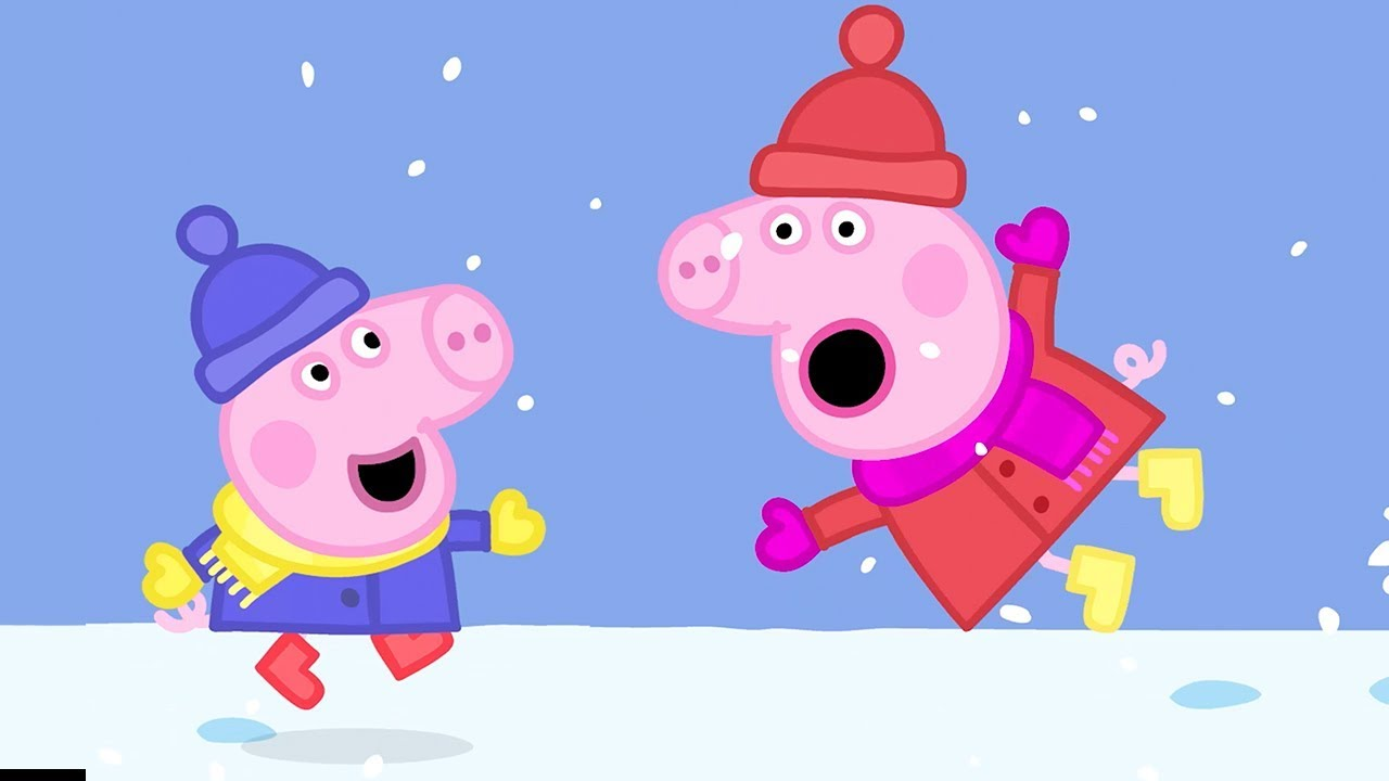 Peppa Pig is a kid's TV show broadcasting in the UK, USA, Australia and  Latin America.
