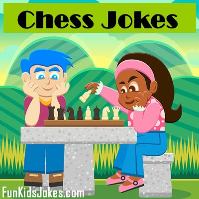 Chess Jokes - Fun Kids Jokes
