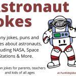 Funny Astronaut Jokes for Kids