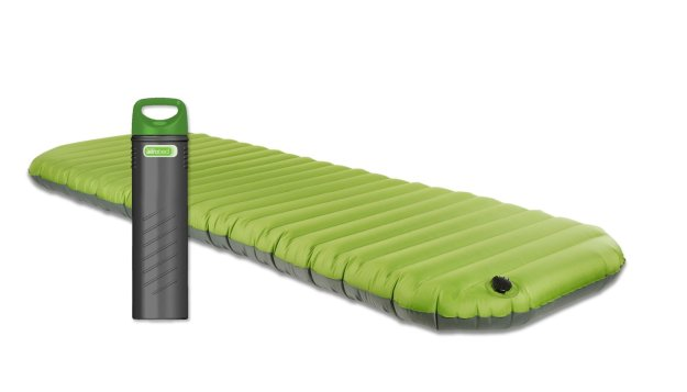 Aerobed Pakmat Airbed and Pump