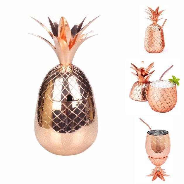 Pineapple Cocktail Tumbler