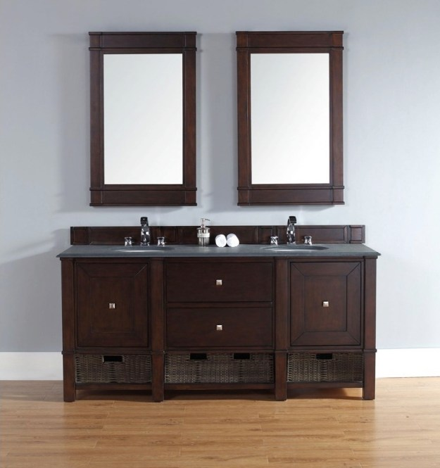 "James Martin 72"" Madison Double Vanity"