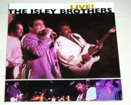 isleys isley brothers live