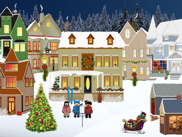 Dickens Christmas Village Sets