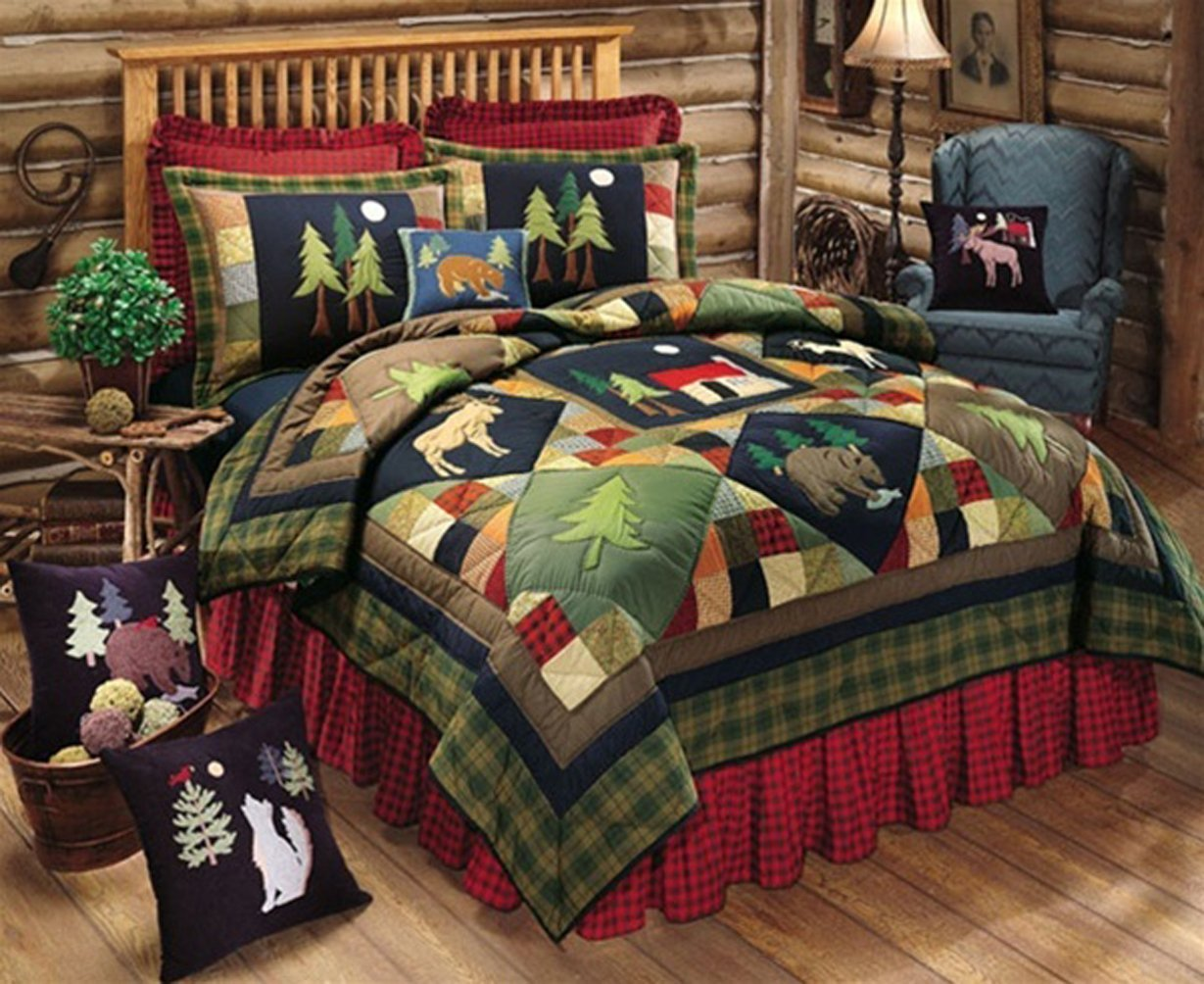 Funky Cottage Bedding