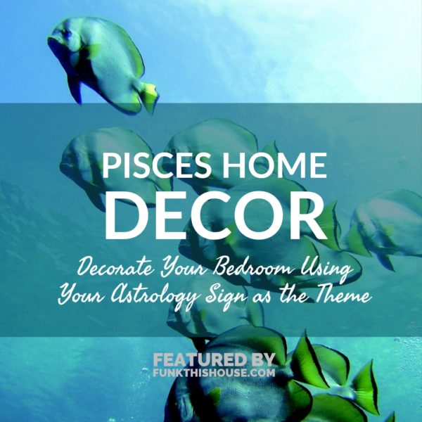 Pisces Home Decor