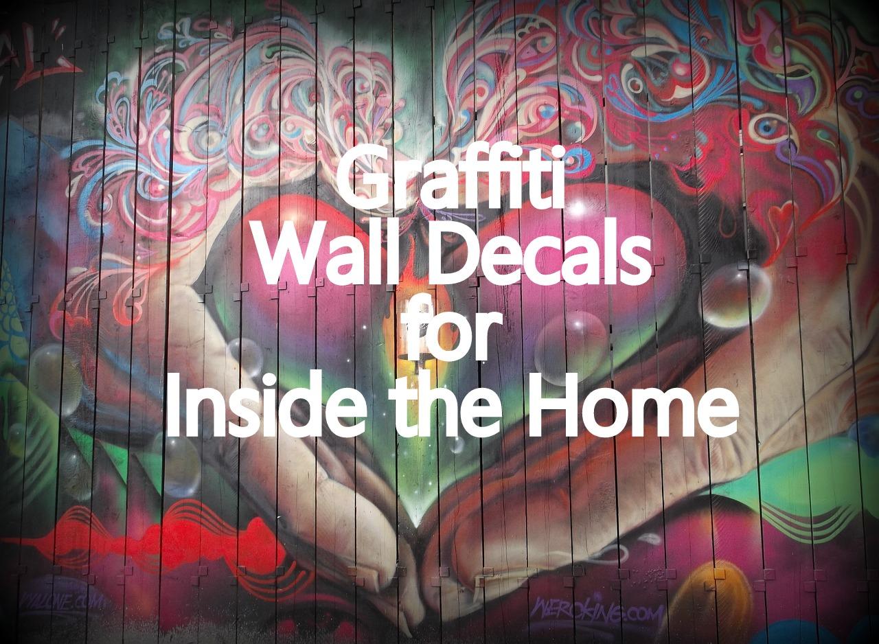 Urban Graffiti Wall Decals