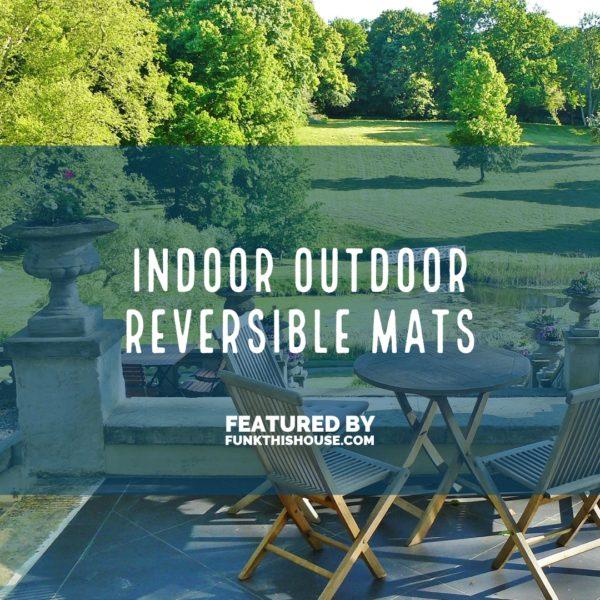 Reversible Indoor Outdoor Mats