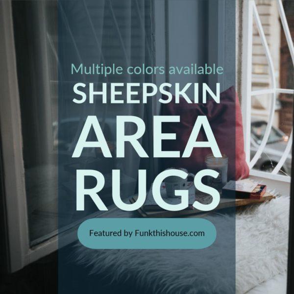 Sheepskin Area Rugs