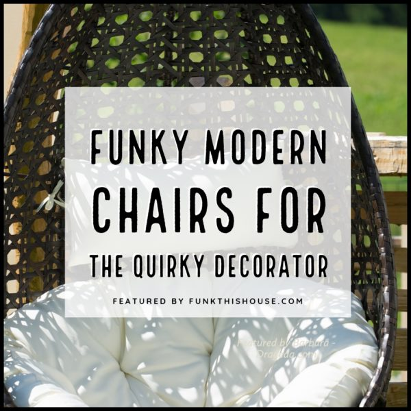 Funky Modern Chairs