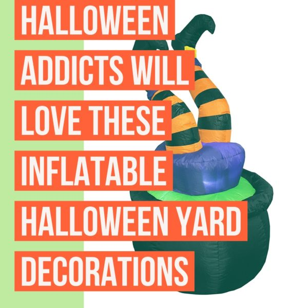 Halloween Outdoor Inflatable Outdoor Decorations