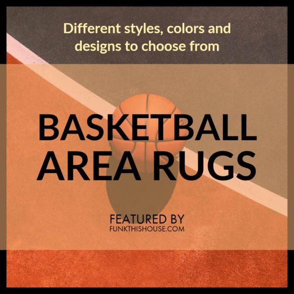 Basketball Area Rugs