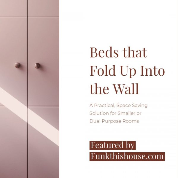 Beds that Fold into Wall