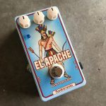 El Apache Distortion Pedal