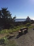 Amphitrite Lighthouse, Ucluelet, BC http://www.amphitritelighthouse.com/