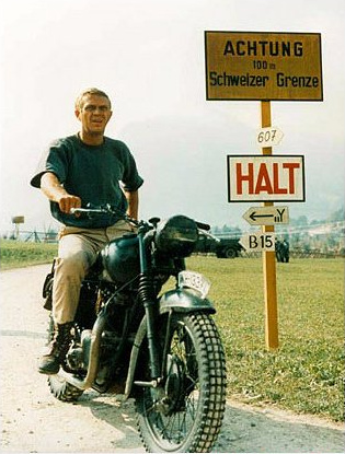 Steve Mcqueen - The Great Escape