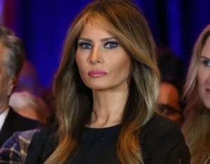 Melania Trump Daughter of Vladmir Putin