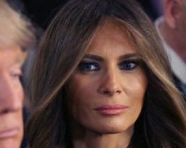 Melania Trump - Russian Spy?