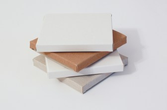 Thin gift boxes