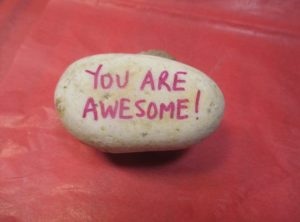 Custom Kindness Rocks