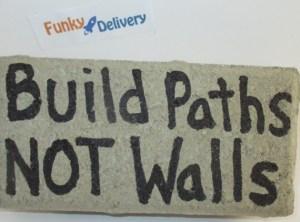 Send a Brick - Build Paths NOT Walls