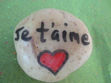 Je t'aime Potato