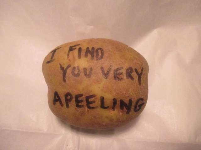 I find you very apeeling
