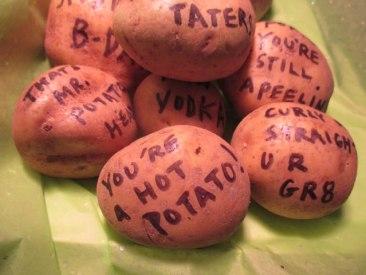 Mail a Potato Bouquet