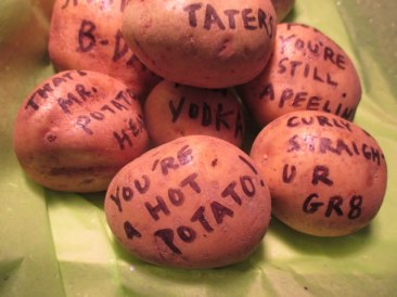 Mail a Potato Bouquet