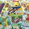 Fake Lottery Scratch Off TIckets Birthday Prank