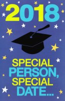SPecial Person Special Date 2018-Graduation-Card