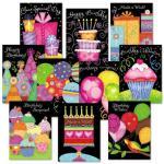 Kids Glitter Bomb Card Birthday