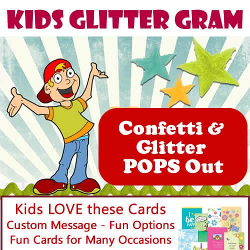 Fun Kids Greeting Cards