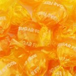 Sugar-Free Butterscotch Hard Candy Gift Tin - Funky Delivery